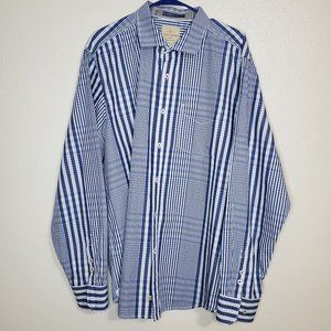 Tommy Bahama Jeans Long Sleeve Button Down Shirt
